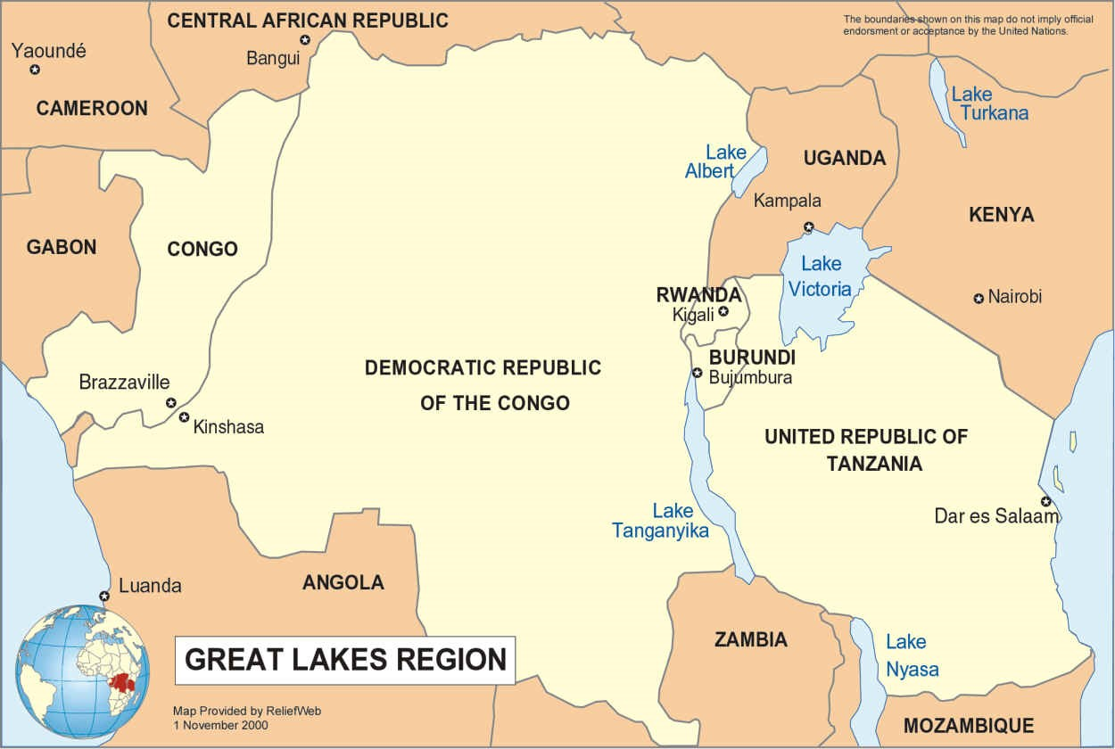 Great Lakes Africa