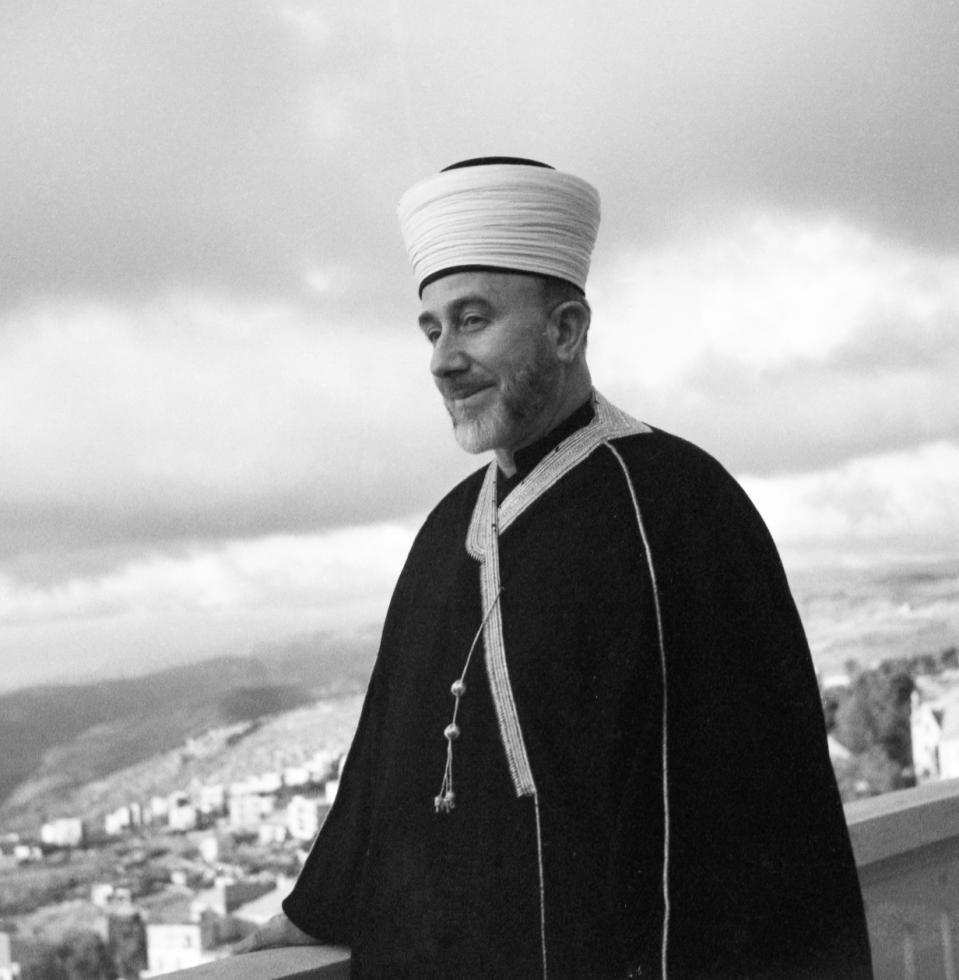 Hajj Amin al-Husayni