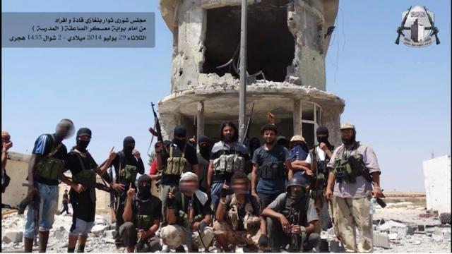 Ansar al-Shari'a Fighters