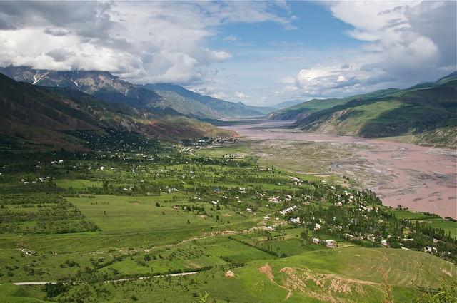 Rasht Valley