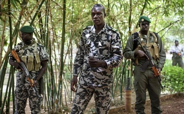 Mali - Didier Dacko