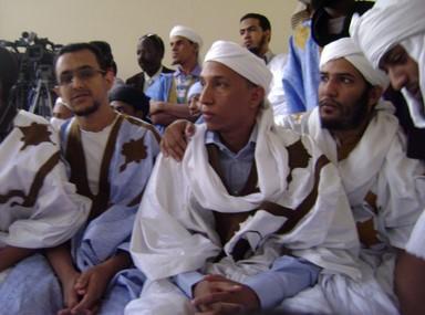Mauritania Sidi Ould Sidna