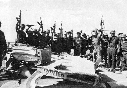 UAE - Egypt Libya Border War