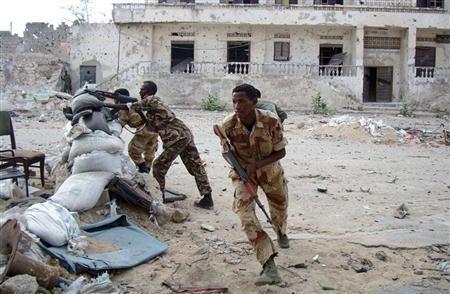 Battleground Mogadishu