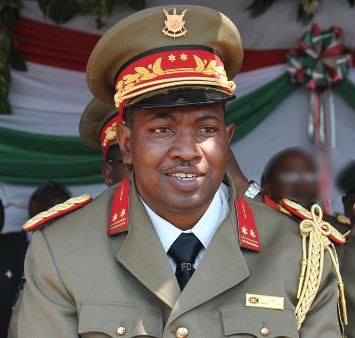 Burundian Troops 2