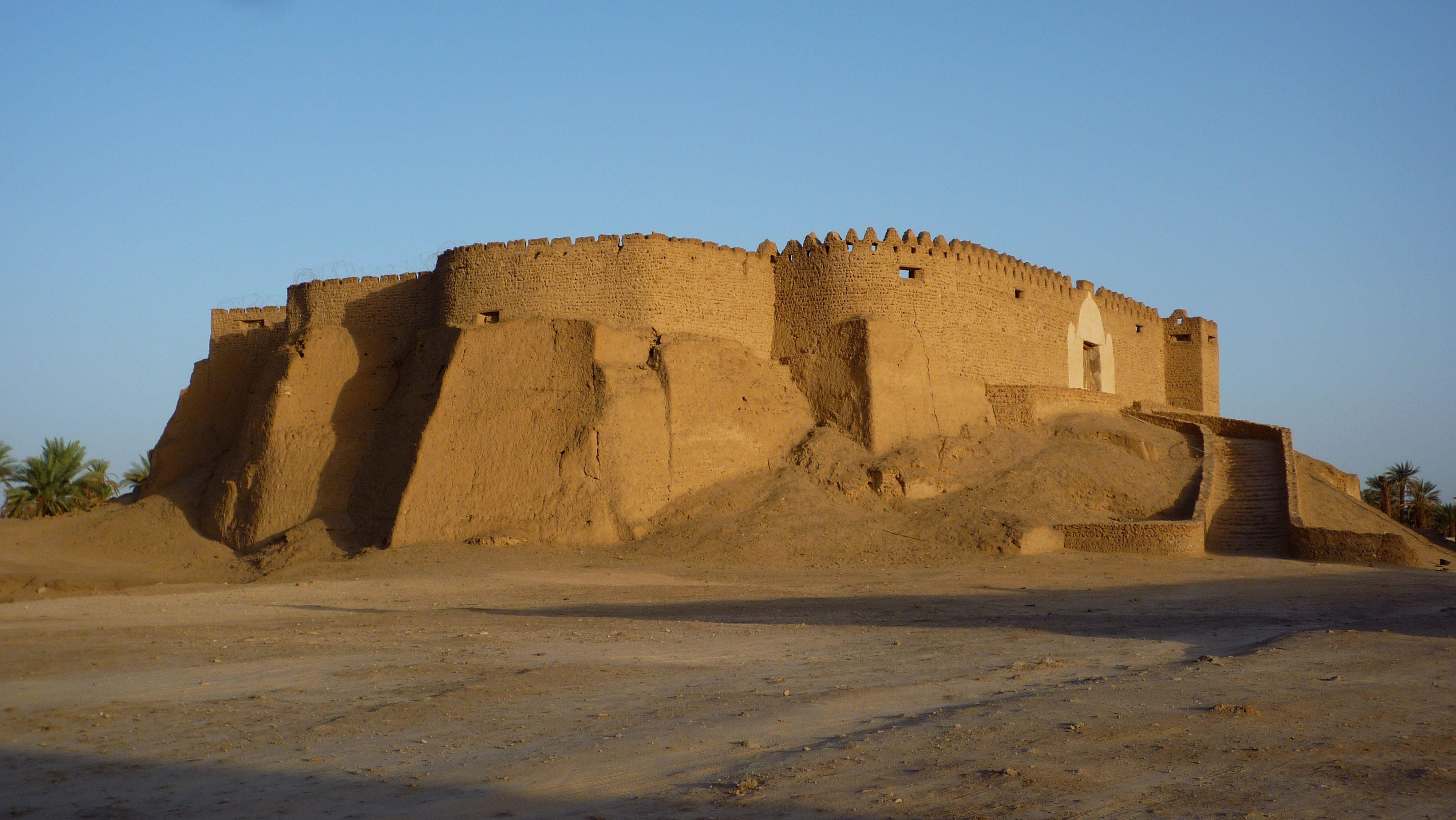 Castle - Murzuq
