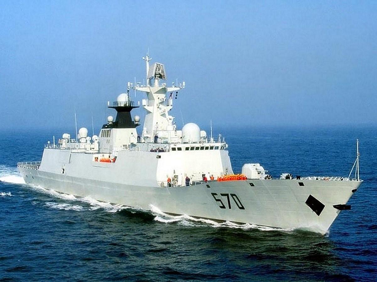 Chinese Navy 1