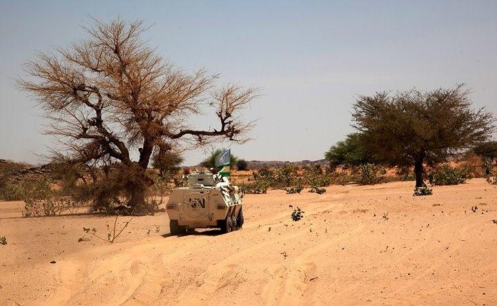 Darfur - Rwanda