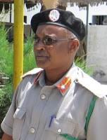 General Yusuf Hussein Dhumal