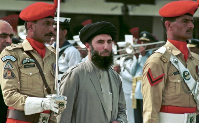 Hekmatyar Pakistan