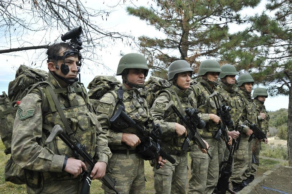 Turkish Gendarmerie