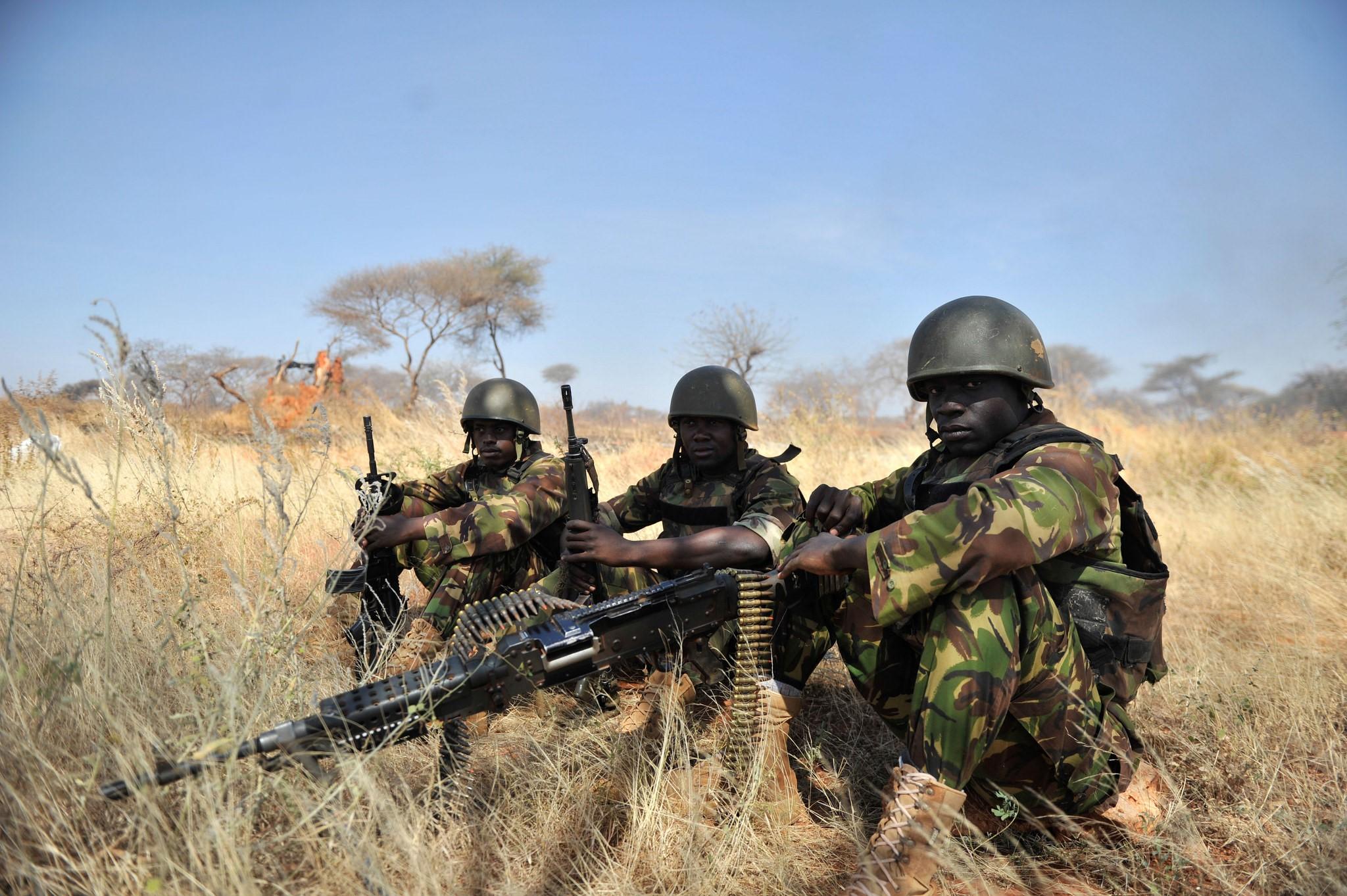 kdf somalia