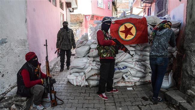 PKK Militants