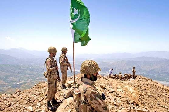 Pak Army in Swat