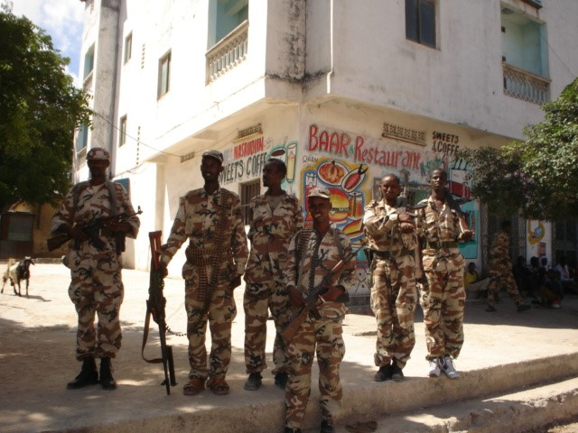 Puntland Defense Force