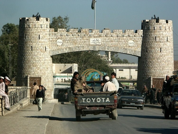 Torkham Gate