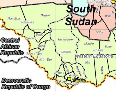 western equatoria