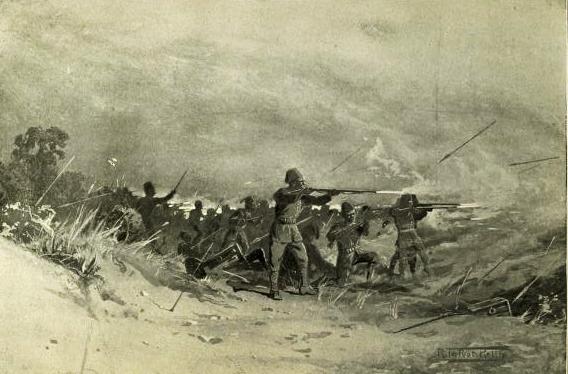 Gessi - Dem Sulayman battle