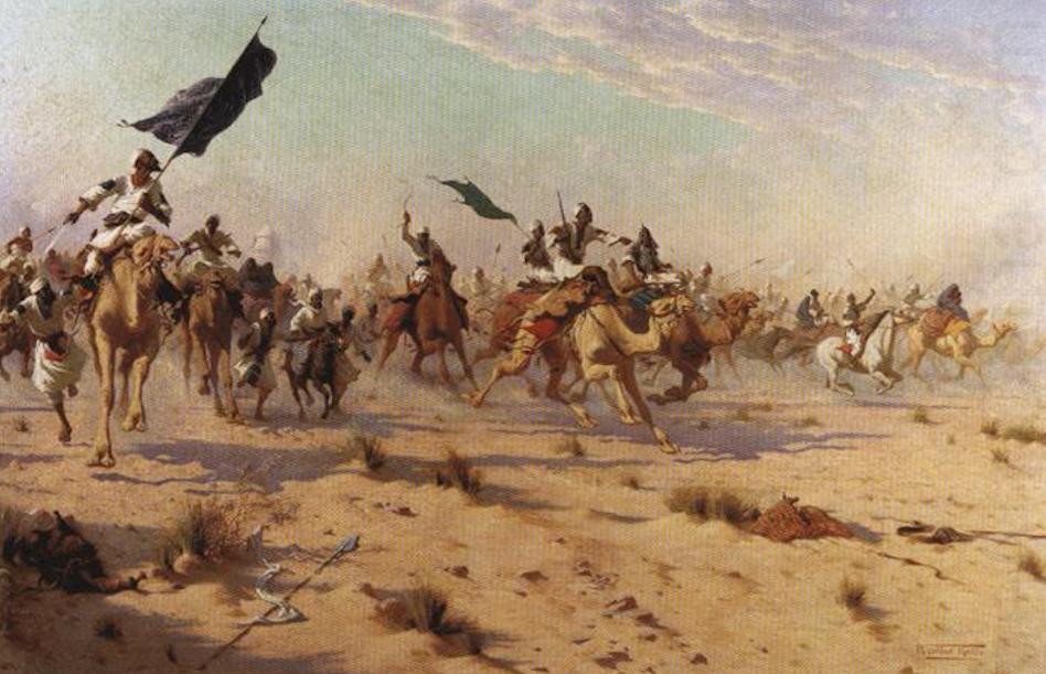 Battlel of Uhud