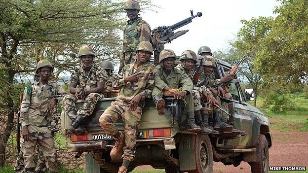 Mali millitary 1