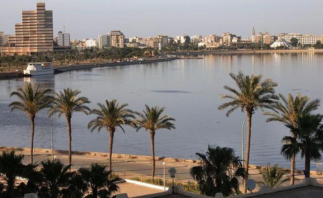 Benghazi View