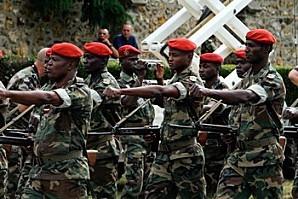 Mali Red Berets