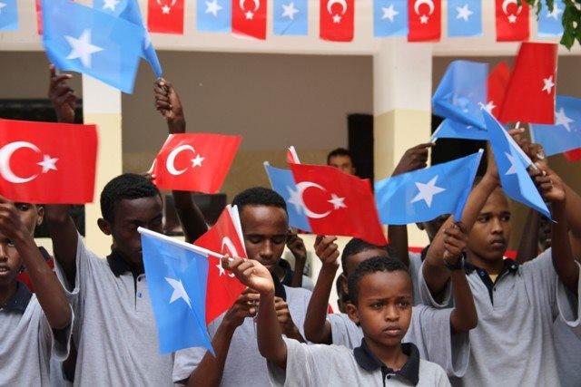 Turkey Somalia
