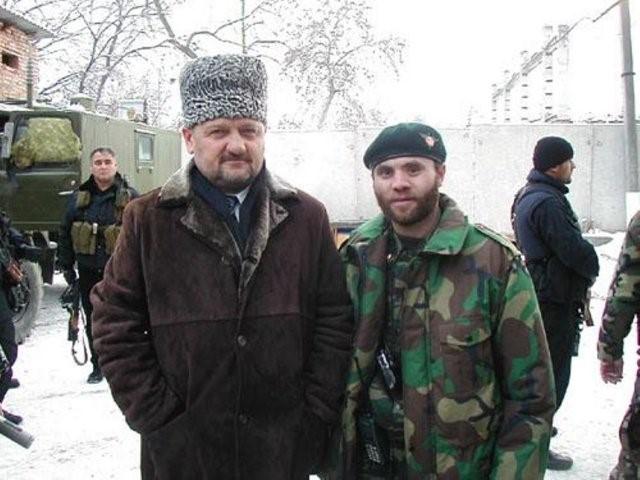 chechnya - kakiev