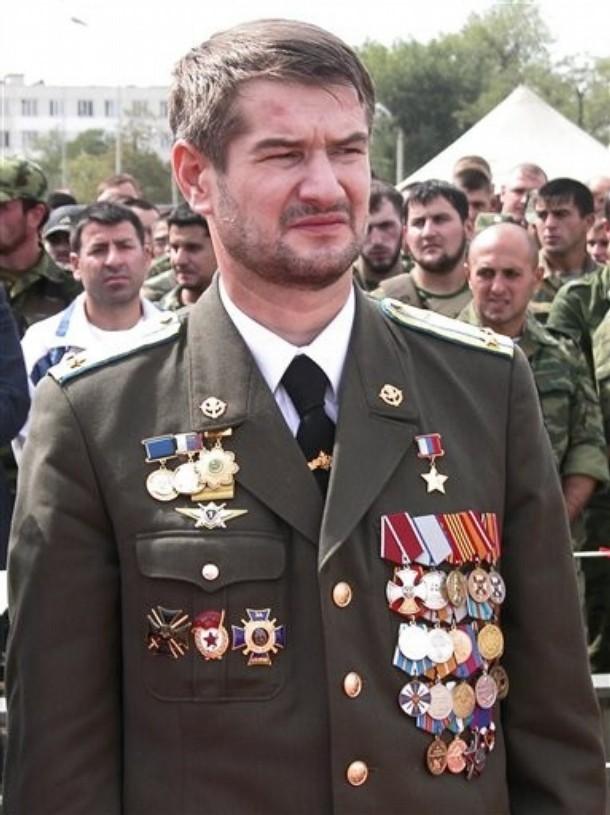 chechnya - sulim yamadayev