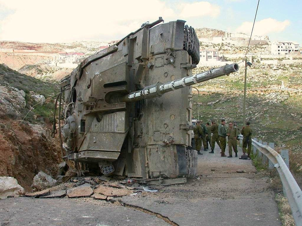 Hezbollah Tactics 1