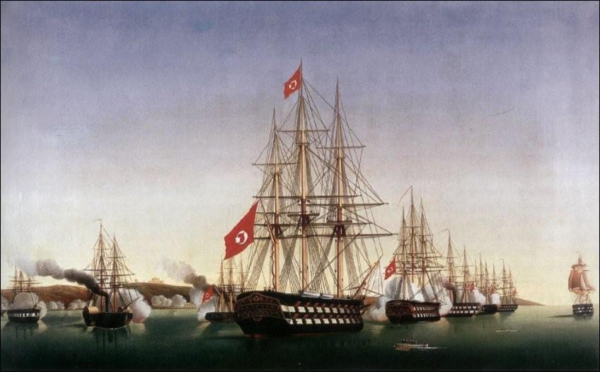Ottoman Navy 1