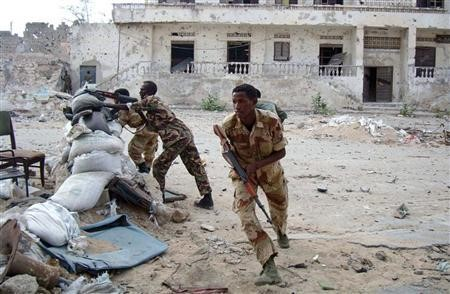 Battleground Mogadishu