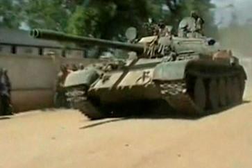 Ethiopian Tank
