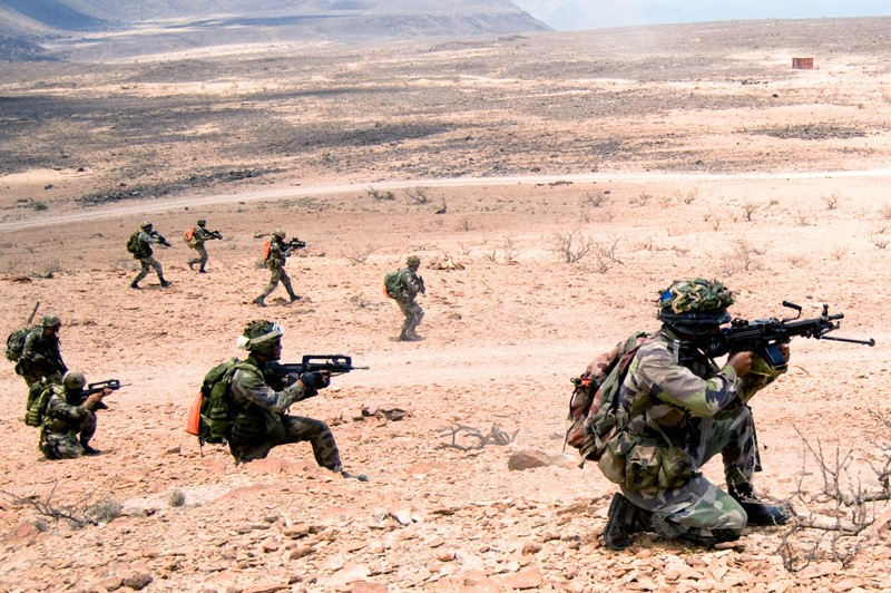 France - Somalia 2