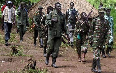 LRA Patrol