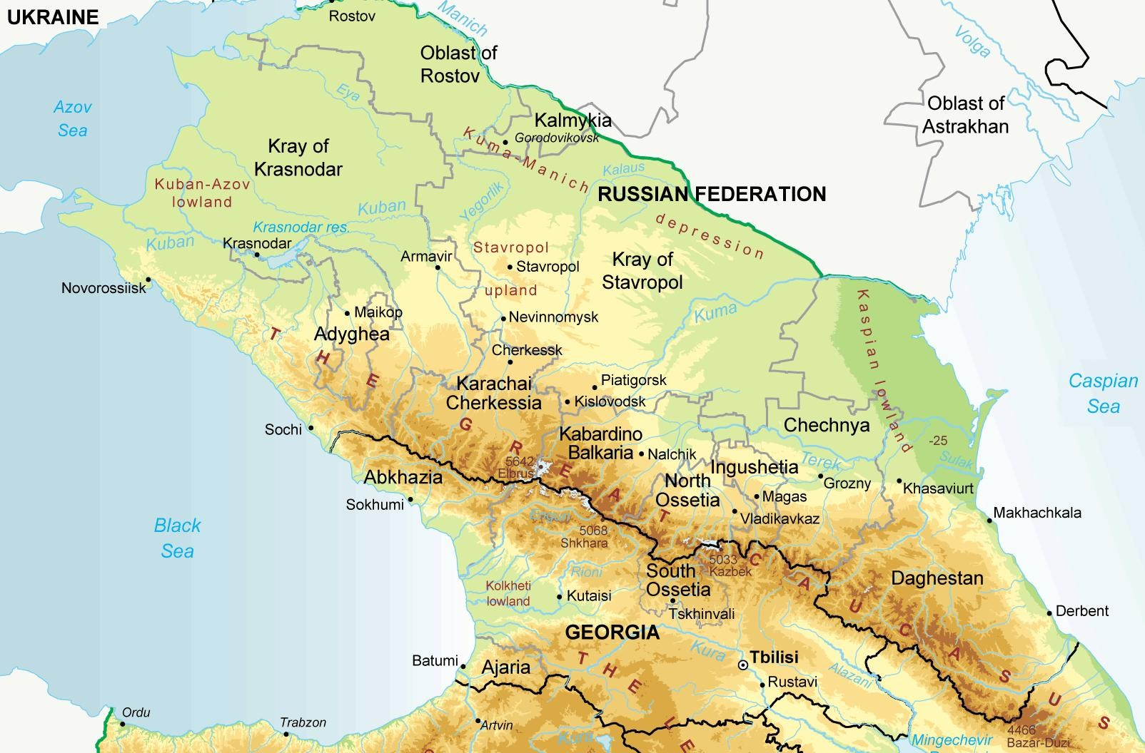 North Caucasus