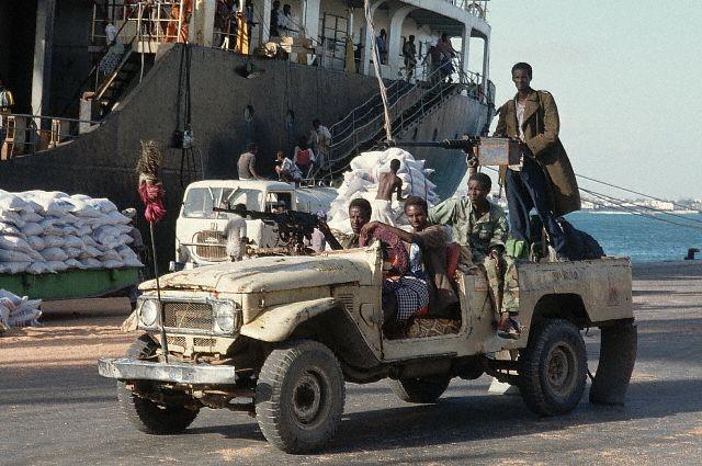 Somali Tactics 1