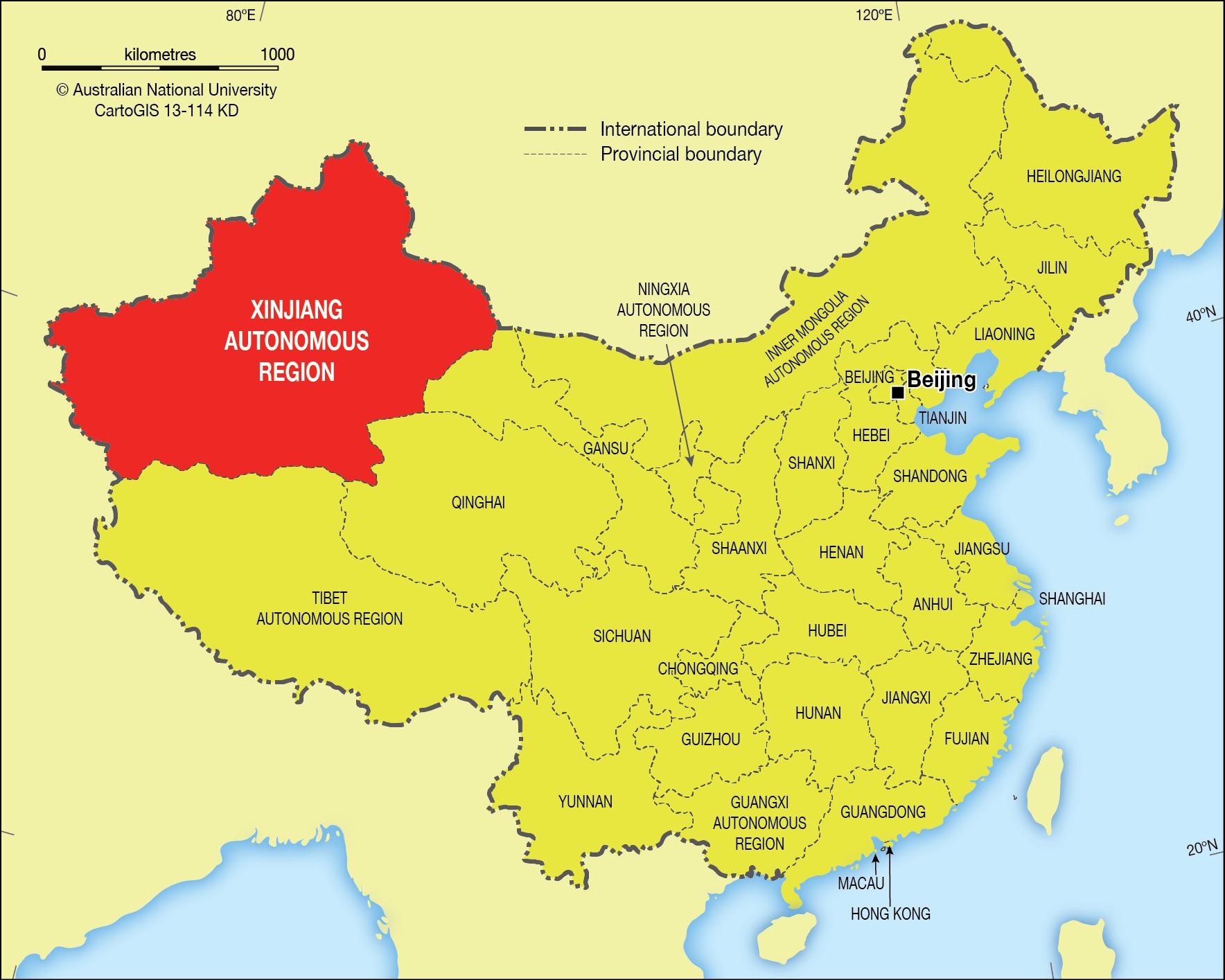Xinjiang Olympic 2