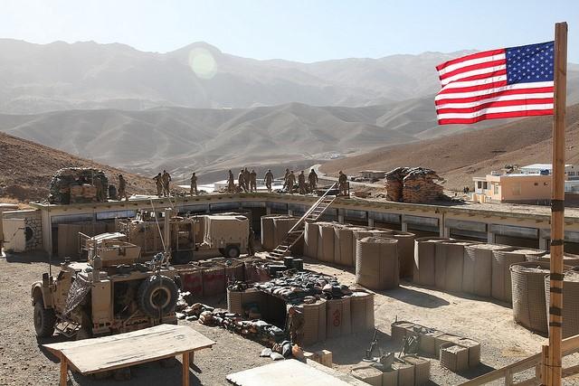 american base afghanistan