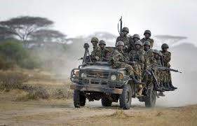 KDF in Somalia