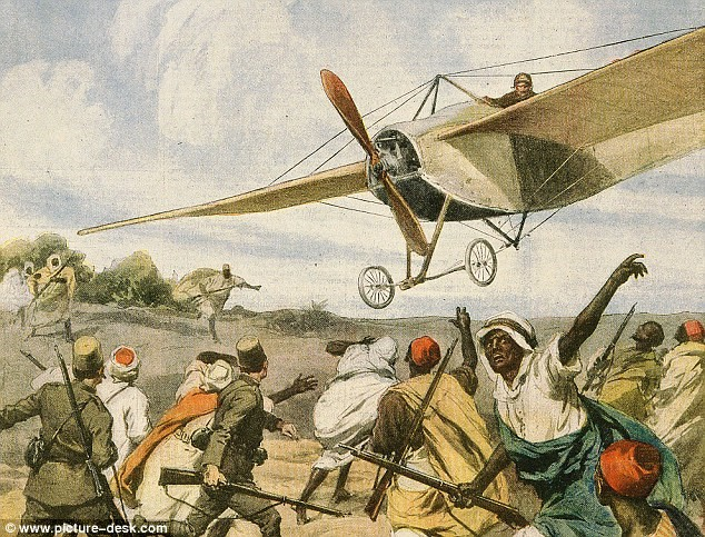 Libya 1911
