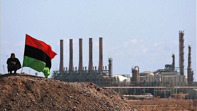 Libya - War for Oil 1