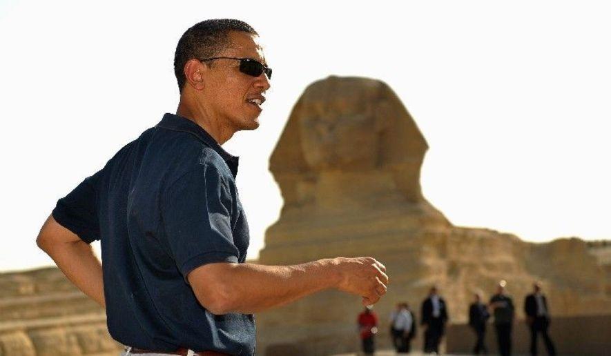 Obama Egypt 1