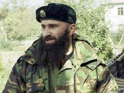 Shamyl Basayev