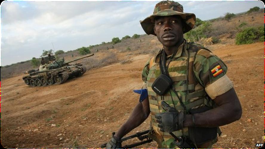 Uganda in SSudan