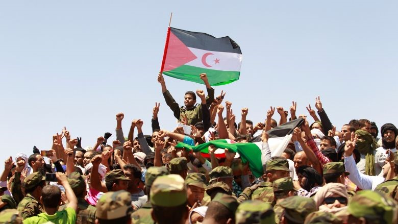 Western Sahara Funeral