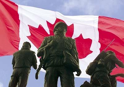 Canada PK Memorial
