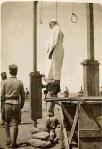 Trac5 - al-Mukhtar hanging